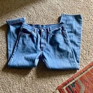 Men's Levi's 505 Jeans size 34x30